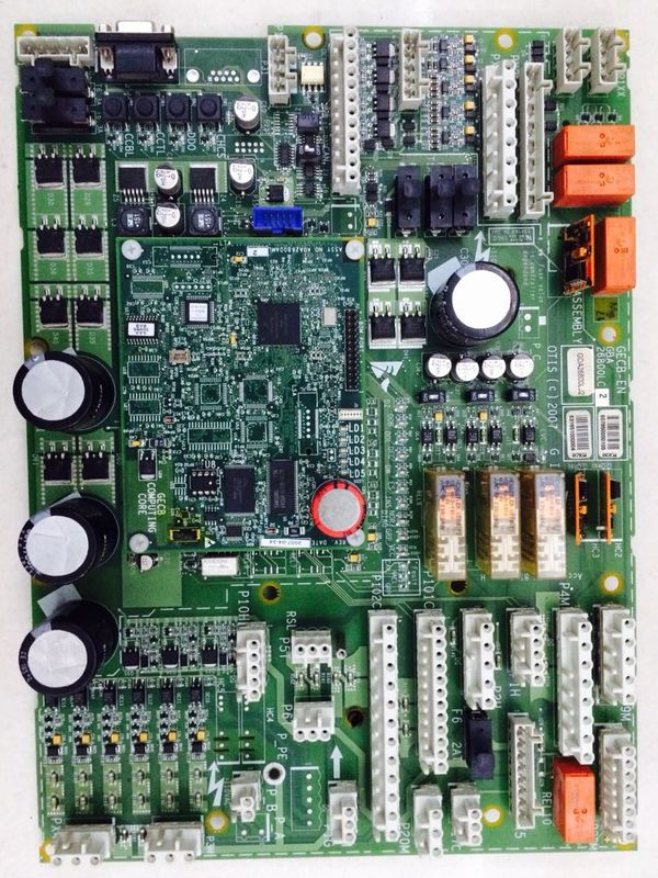 Precision OTIS Elevator Main Board ADA26800 Without Machine Room MRL